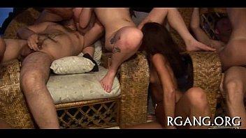 agency japanese gangbanged at beauty maria Lesbian slave training