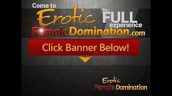torture femdom media ball cock cruel Ebony babe riding on stiff dick