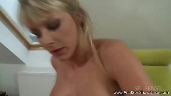 blonde homemade first anal Huge black dick gives anal to whit chick
