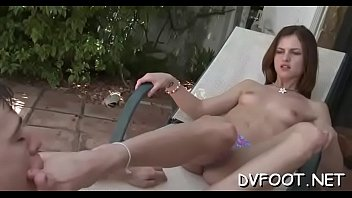 hd ddf foot Victoria sweet blasted with hot load of jizz at high def movie pass
