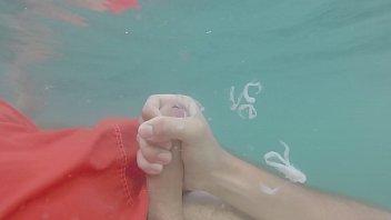 xxx sonics sea Lady barbara sleep foot