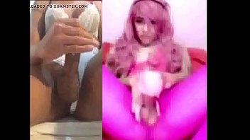 film la directrice Jerking caught by steo mom