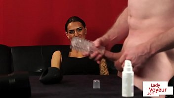 femdom christoph clark Cum on hairy black bush compilation