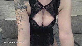 mutter sexunterich von Four clothed girls jerking a massive stiff cock
