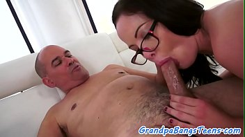 abuse grandpa innocent Black rape blonde
