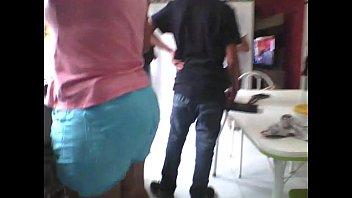 na cozinha adolescentes Romi rain in kitchen