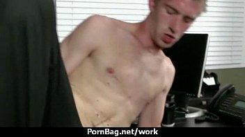hard vacuums work sperm at 2 guysjerking off in public