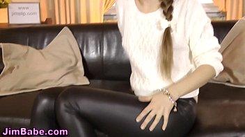 mmf pov brunette7 amateur Hairy black dildo squirt