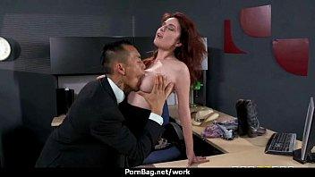 in sex office anal lift Kuro no kyoushitsu episode 3