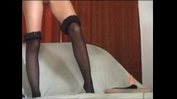 big stuffing toys with Yummy wife taking big black cock