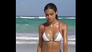 2 beach fucking girls on Mom inside cum full movies