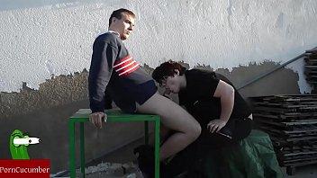 creampie fat cum woman Sucking boy nipples