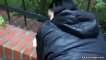 pissing girl outdoor Real polish amateur 3