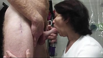 cant sons say horny mom no to cock4 Mature granny street