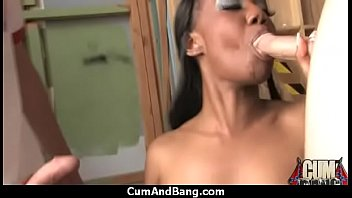whore pregnant gangbang 69 in a Tied blow job