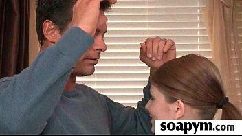 soapy gives enema son Diaper hypnotic trance joi