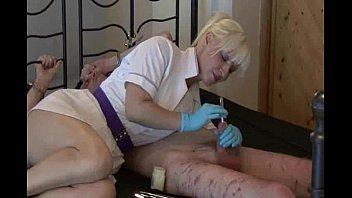 mistress slave training les her dog Son mom aunt impregnated