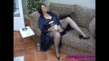 stockings outdoor mature Touching and encoxada mature madura sexy parte 2