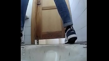 piss toilet scat Home made stepdaughter
