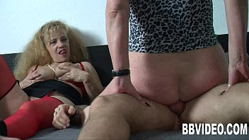sharing the german girlfriends sperm Husband convinced wife into gangbang