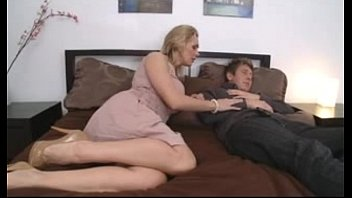 son by mom creampied young Margo sulliven slepping mom and son