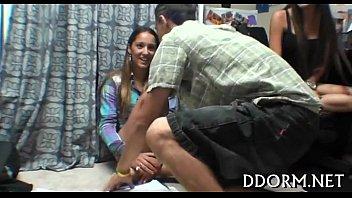 room group dance strips girlfriend dorm hidden Show me your cervix part 3