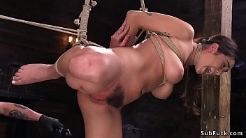 36 hairy honies Monster curved babe nikki delano get a little public show