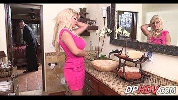 impregnation cheating milf Blonde heels dp gangbang