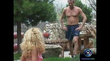 randy gives prison slut a blowjob blonde in spears Short girl sleeping in mini skirt