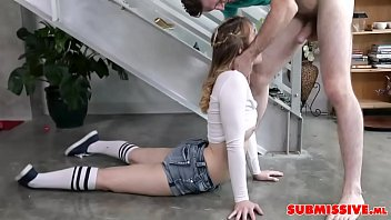 size his scared hot of Kira eggers strapon