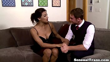 and wife shemale dotado Real mom forces son creampie