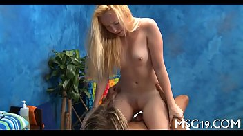 that girls want facials Teen with old man first time