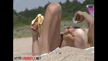 beach new jersei Asian hottie anal fucks white neighbor