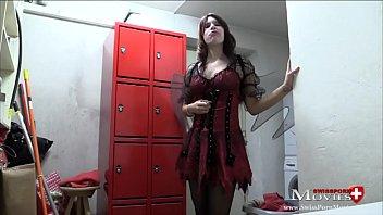 sich sex beim gefilmt Alina buryachenko shows her beautiful big tits