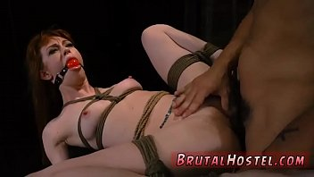 torture girls slave Prison long handcuffed