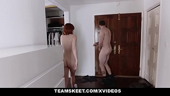redhead kit mila Very young white tiny baby girl gets forced by daddy
