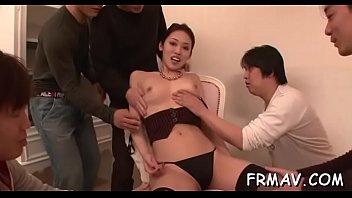 japanese her tutor and student hd All holes rape savagely
