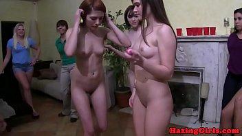 lesbian bonnie dana rotten strapon Lady with big large nipples solo video