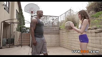 white big teen amateur taking black dick At the dunes rome2