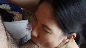 asian cd amateur performs Gorgeous mia magma blowing in kamasutra mode2