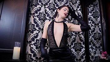 public miniskirt dress in Femdom humiliation 02