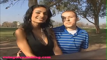 in front rape forced of housewife husband Woodman casting xxx4