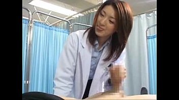 doctor female pov handjob Tugjob in pov style with a brunette amateur temptress