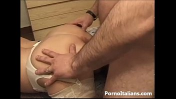 fingeranal mature granny Strap on forced to cum