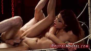 gangbang brutal rough and forced Jemma jey fucked