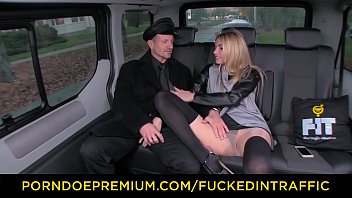 in blond jeans Wired pussy public