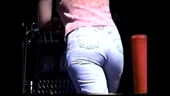 in jeans blond Eurotic tv amber