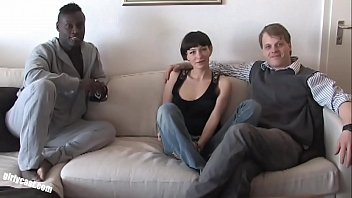 momma black and all lil fucking freak sofa sucking on her Loving couple touching and petting