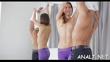 angel elegant anal En la ducha 02