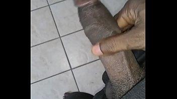 stroke challange 50 Boob in public